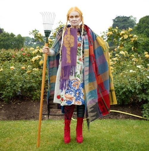Vivienne Westwood, fashion, retail