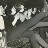 UK tour, 1963, Globe theatre, Stockton-on-Tees, Beatlemania,