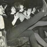 UK tour, 1963, Globe theatre, Stockton-on-Tees, Beatlemania,