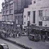 Globe theatre, Stockton-on-Tees, ,Tommy Steele,