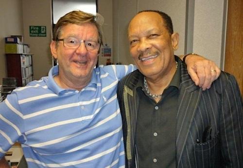 Roy Ayers,Robbie Vincent, radio, Jazz FM, jazz-funk, music,