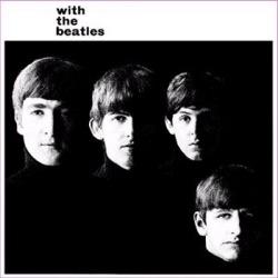 With The Beatles , album ,vinyl