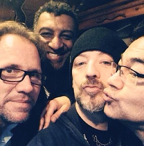 Culture Club, reunion, 2014,Mikey Craig, Roy Hay, Jon Moss, Boy George, pop music
