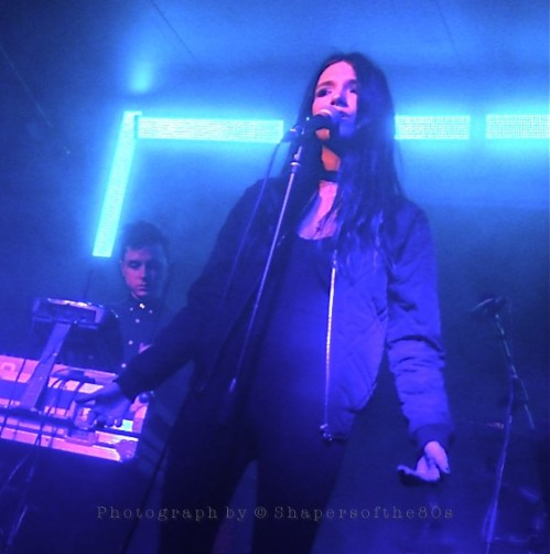 Fin Munro, Charlotte Mallory, electronic music, pop, Thief, concert, review, London, Hoxton Bar