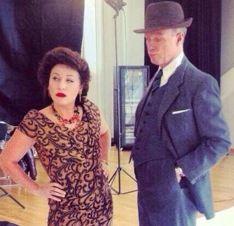 Jessie Wallace, Gary Kemp,Stratford East,musical,Fings Ain't Wot They Used T'Be, theatre