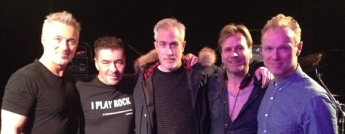 Spandau Ballet, film, Soul Boys of The Western World, pop music, SXSW, premiere,reunion,BBC 6Music, interview, Matt Everitt