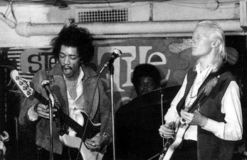 Jimi Hendrix , Johnny Winter, music, Vulcan Gas Company