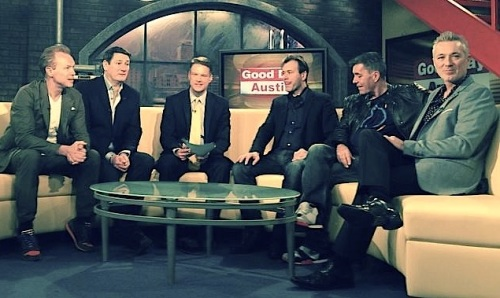 Spandau Ballet, reunion, TV, interview, Soul Boys of the Western World,movie,pop music, SXSW