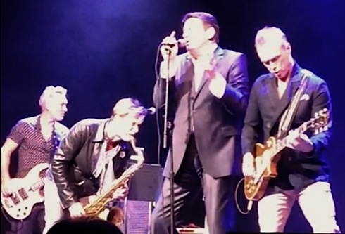 Spandau Ballet , video,Satellite of Love , SXSW