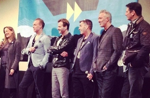 Soul Boys of the Western World, Spandau Ballet, SXSW, Austin, premiere, movie, pop music, George Hencken
