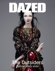 DAZED MAGAZINE, SS2014,Mariacarla Boscono,FASHION,Willy Vanderperre
