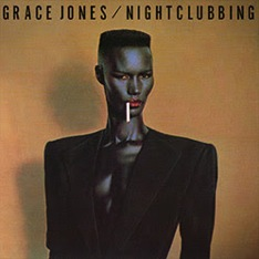 Grace Jones,album,1981,remastered,Nightclubbing, pop music