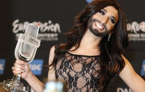 Tom Neuwirth, Conchita Wurst, Eurovision , sexuality