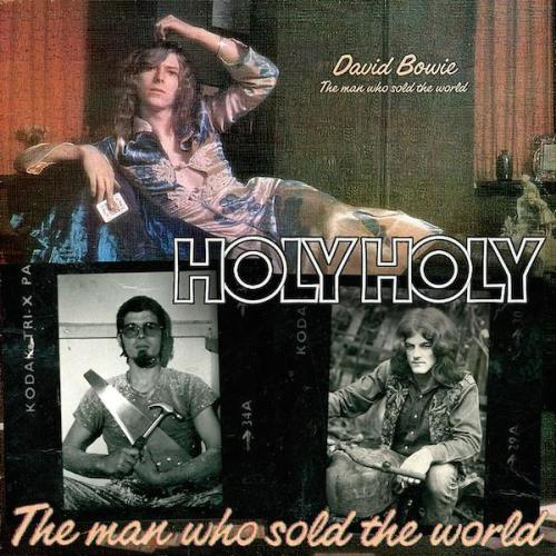 Tony Visconti, Woody Woodmansey , Holy Holy, The Man Who Sold The World,David Bowie,album, live concert,UK, pop music