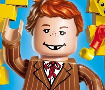 Mad magazine, Alfred E Neuman, Lego issue