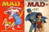 Mad magazine, Alfred E Neuman , comics