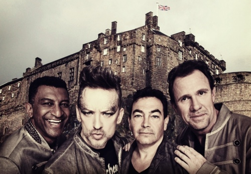 Culture Club, Mikey Craig ,pop music,Boy George,  Jon Moss ,Roy Hay,comeback,Edinburgh Castle, BBC1, TV