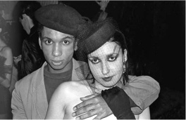 Future singer Andy Polaris and Sue at Billy's in 1978. All photography © by Derek Ridgers: 78–87 London Youth is published by Damiani, 2014