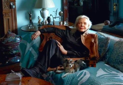 Lauren Bacall,