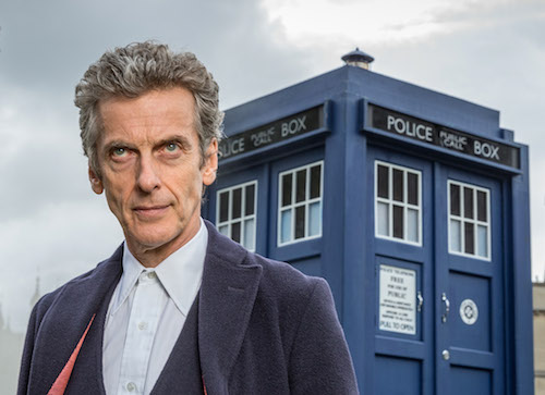 Peter Capaldi, interview,audio, Doctor Who, TV, scifi, BBC,