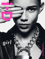 i-D magazine,Girls Boys Issue,fashion,Binx Walton , a$ap Rocky