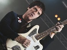 Johnny Marr ,2014,Easy Money, Playland,rock music,UK Tour