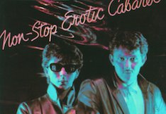 Soft Cell, pop music,albums, Non Stop Erotic Cabaret,180gm vinyl, reissue