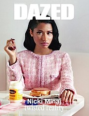 Nicki Minaj, Dazed, magazines