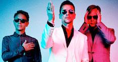 Depeche Mode, 2014, pop music, Dave Gahan, Martin Gore, Andrew Fletcher