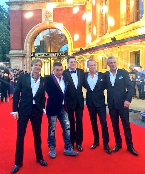 Spandau Ballet, Soul Boys of the Western World, premiere