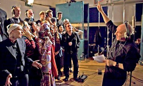 Band Aid 30, pop music, recording, Midge Ure