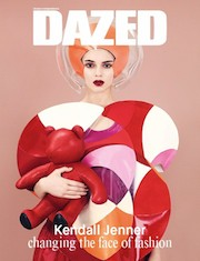 Dazed, magazine, winter,fashion, Kendall Jenner, Ben Toms,