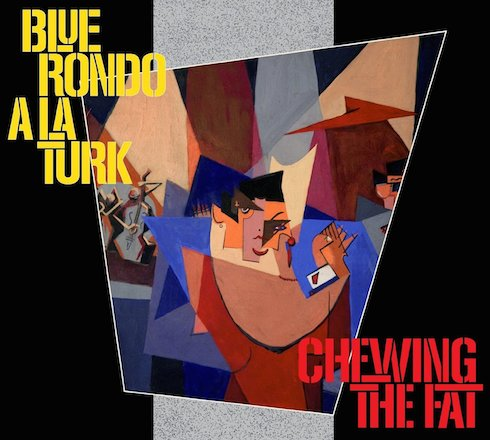 Blue Rondo à la Turk ,Chris Sullivan ,Chewing the Fat ,jazz,soul,double-CD ,Cherry Red Records,Swinging 80s,Christos Tolera ,