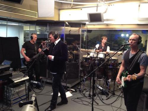Spandau Ballet , Soulboys of the Western World, US Tour, NYC, SiriusXM,