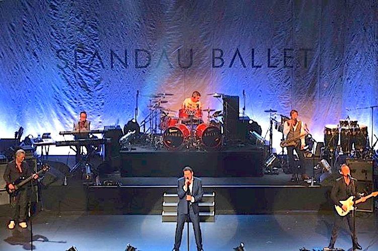Spandau Ballet , Soulboys of the Western World, US Tour,