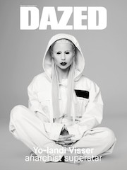 Dazed magazine, spring, Yo-landi Visser , fashion