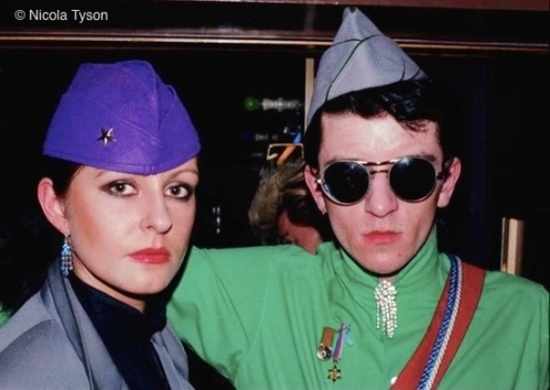 Billy's club,Helen Robinson, nightlife, London ,Steve Strange, PX