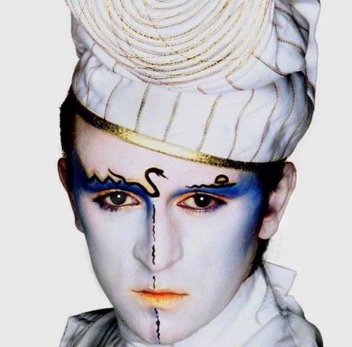 Steve Strange, Stephen Harrington, Blitz Kids, New Romantics, nightclubbing, Swinging 80s, London, fashion, pop music, Visage, tributes