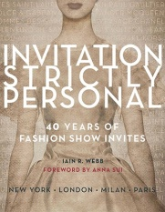 Iain R Webb, book , Invitation Strictly Personal,