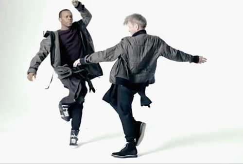 Baryshnikov, Lil Buck , Rag & Bone, fashion, film, Georgie Greville, Music , Venetian Snares, dance,video