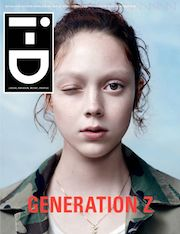 i-D magazine, 2015,No336,Activist