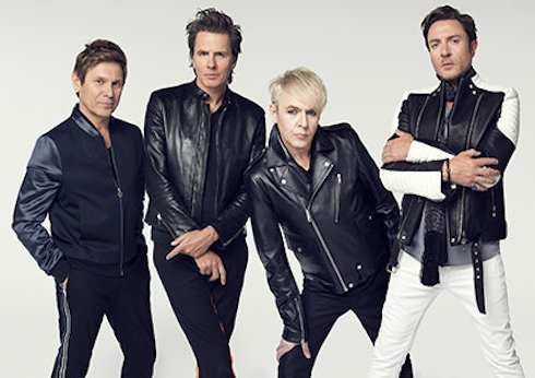 Pressure Off, Paper Gods, Duran Duran, album, video,UK tour, US tour