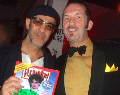 Flexipop, pop music, London, Swinging 80s, books, Christos Tolera, Phil Bloomberg