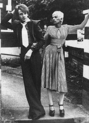 Freddie Burretti, Daniella Parmar, fashion,Ziggy Stardust