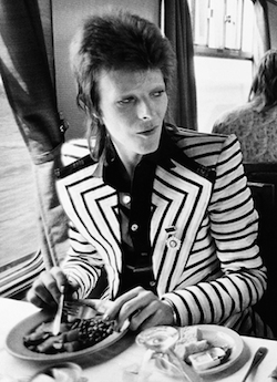 Freddie Burretti , David Bowie, fashion,