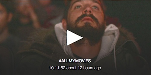 film, Shia LaBeouf, Rönkkö, Luke Turner , art,#allmymovies , metamodernism