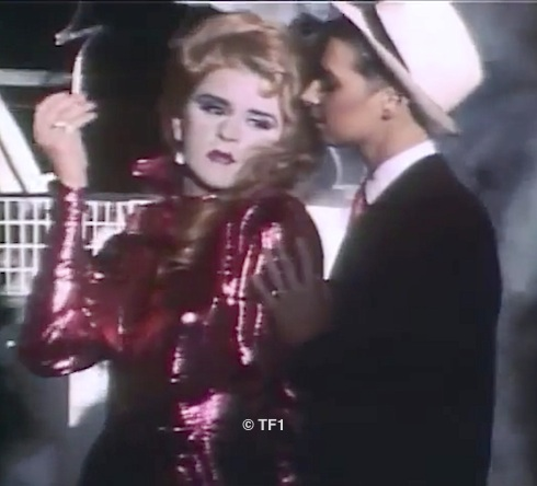 Steve Strange , video, Ronny