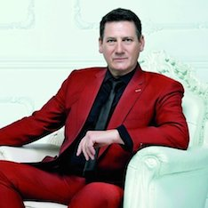 Christmas Album, Tony Hadley, pop, Train,