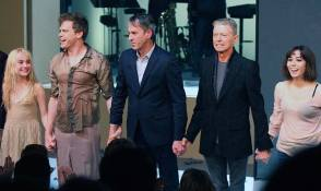 Lazarus, theatre, musicals, New York Theatre Workshop, David Bowie, Ivo van Hove ,Enda Walsh