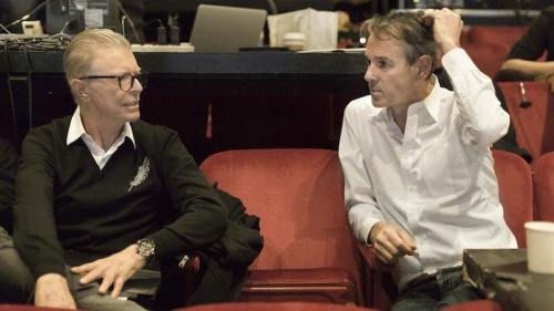 David Bowie, Ivo van Hove, Lazarus, theatre, musicals, New York Theatre Workshop,